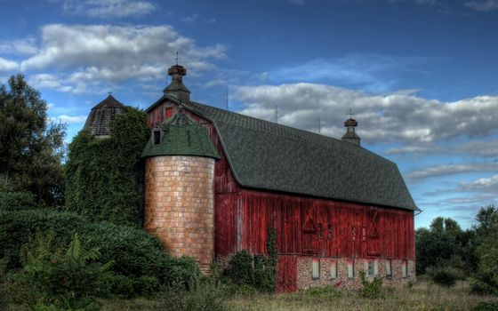 Photo free structure, barn, roof