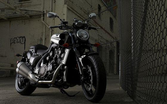 Photo free metal, motorcycles, mirror