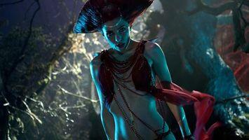 Фото бесплатно silvia colloca, lesbian vampire killers, девушка