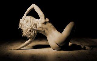 Фото бесплатно Елена, блондинка, горячая