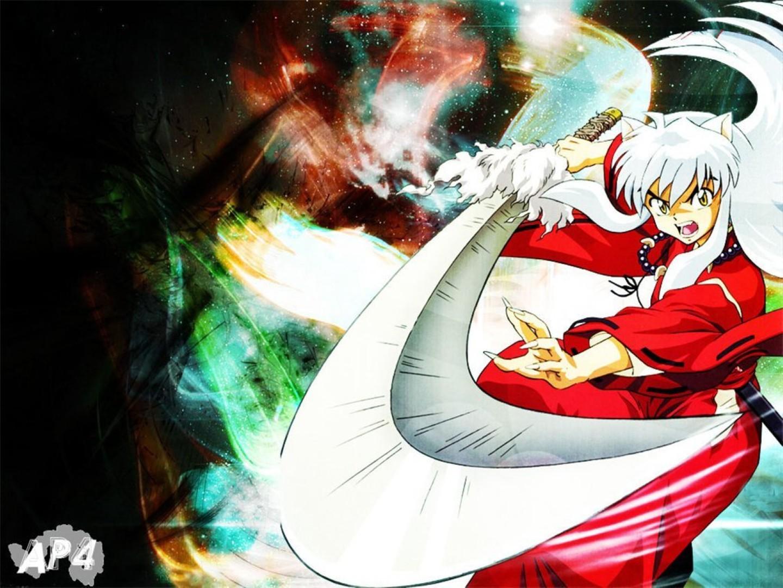 Free Photo Inuyasha Demon Sword Red Anime Anime