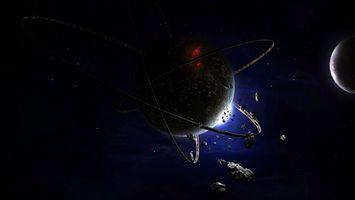 Фото бесплатно космос, звезды, фантазия