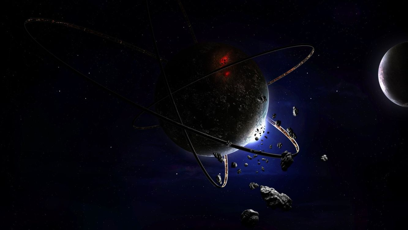 Фото бесплатно космос, звезды, фантазия - на рабочий стол