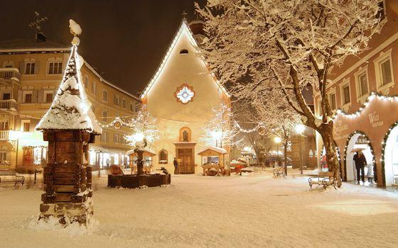Фото бесплатно зима, снег, мороз