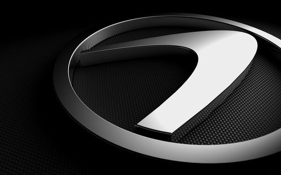 Фото бесплатно значок, лексус, lexus, эмблема, логотип, 3d графика