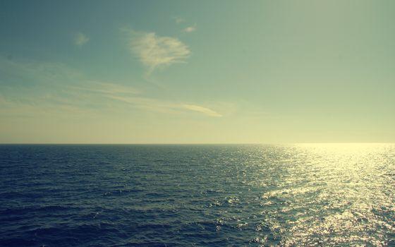 Photo free sunrise, ocean, sea