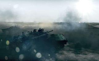 Бесплатные фото танки,война,снаряды,огонь,пустыня,разное