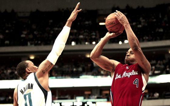 Photo free basketball, player, ball