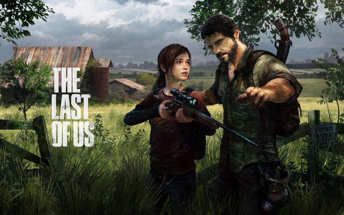 Фото бесплатно девочка, парень, автомат, дом, трава, урок, деревья, надпись, оружие, оружие