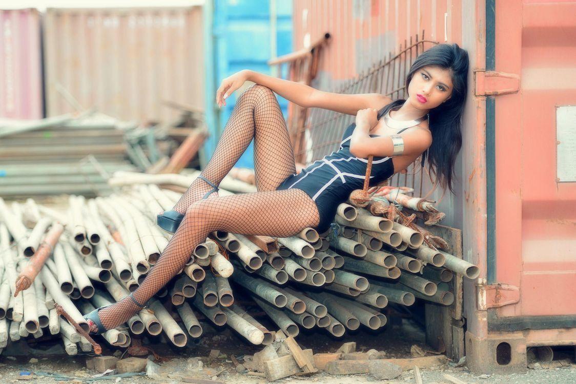 Фото бесплатно EVI WIJAYA, девушка, красотка, модель, девушки