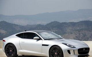 Фото бесплатно jaguar, белый, дорога