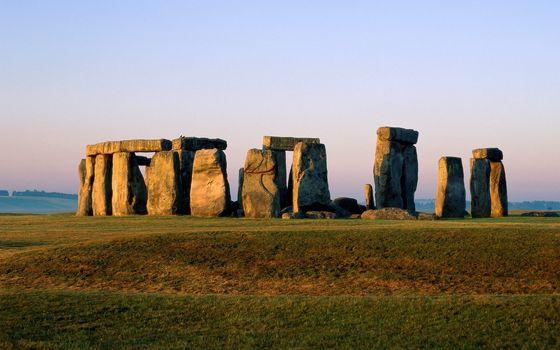 Photo free stonehenge, stones, architecture