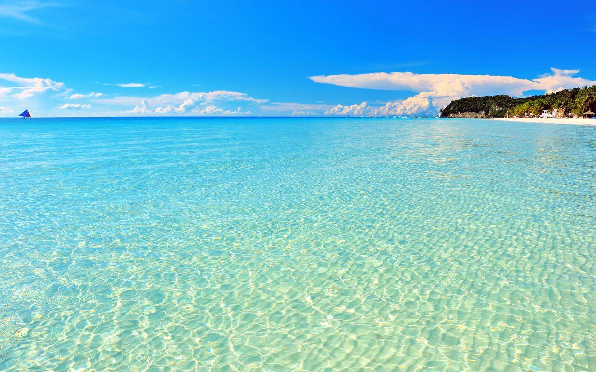 качественное фото красивого моря так давно
