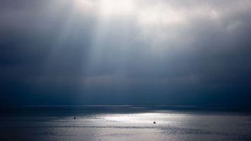 Бесплатные фото вода,небо,облака,высоко,красиво,волны,природа
