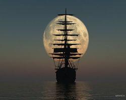 Фото бесплатно корабель, вода, море