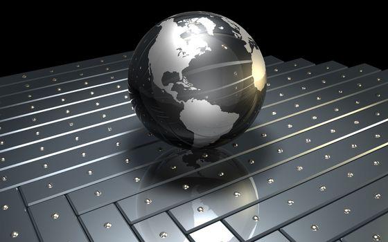 Фото бесплатно планета, шар, глобус