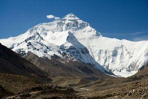 Фото бесплатно еверест, гори, небо