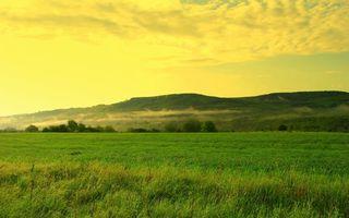 Бесплатные фото небо,облака,лето,трава,поле,горы,холмы
