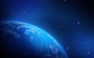 Фото бесплатно космос, Земля, звезды