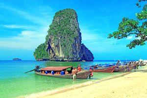 Бесплатные фото тропики,таиланд,море,пляж,лодки,пейзажи