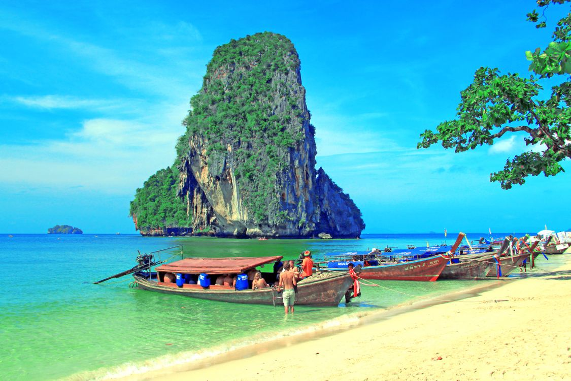 Фото бесплатно тропики, пейзажи, таиланд - на рабочий стол