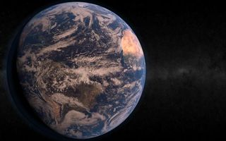 Фото бесплатно искусство, галактика, свечение