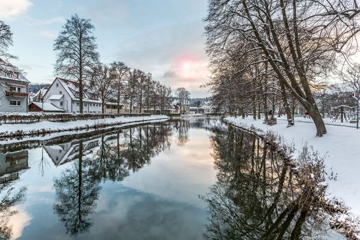 Photo free Nagold, a town, Germany