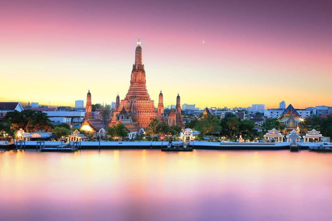 Фото бесплатно Бангкок, столица и самый крупный город Таиланда, Таиланд - на рабочий стол