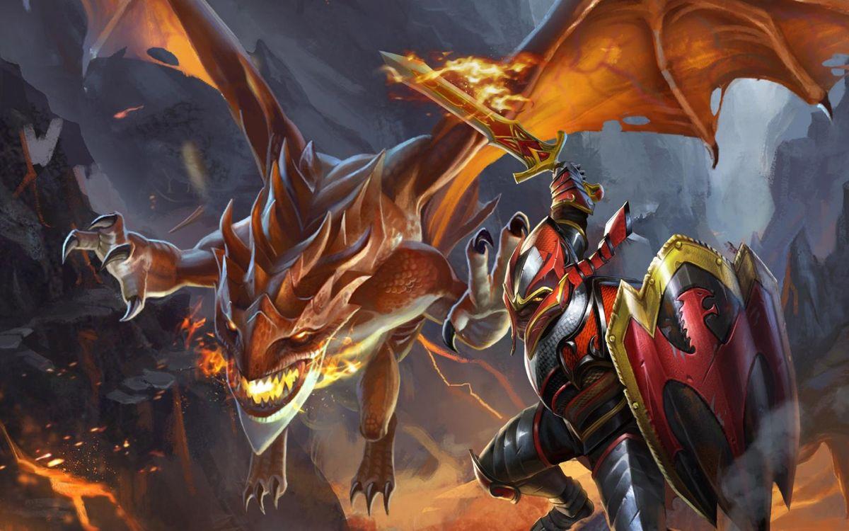 Фото бесплатно онлайн игра, Dota2, герой, персонаж, игры