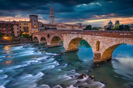 Фото бесплатно Верона, Италия