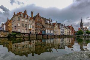Красивые картинки брюгге, бельгия скачать бесплатно