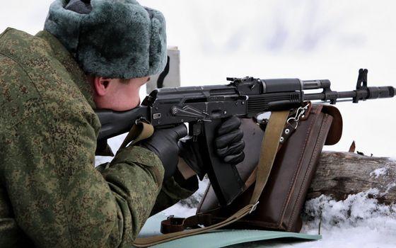 Photo free soldier, uniform, hat