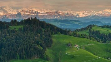 Photo free Alps, Bern, Switzerland