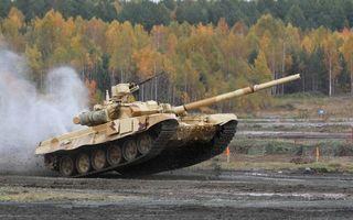 Фото бесплатно танк, башня, пушка