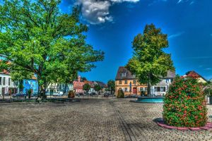Заставки Werder, город, Бранденбург, Германия