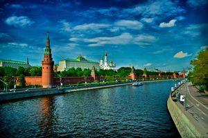 Фото бесплатно Кремль, Москва, Россия