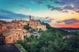 Бесплатные фото Монтепульчано,Тоскана,Италия