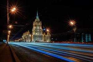 Заставки Москва,Россия,Роял Отель