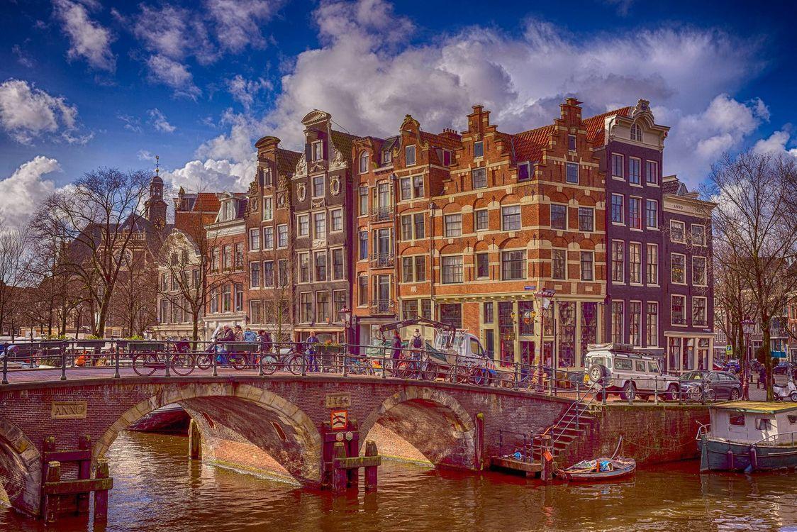 Самые красивые фото амстердам, столица и крупнейший город нидерландов