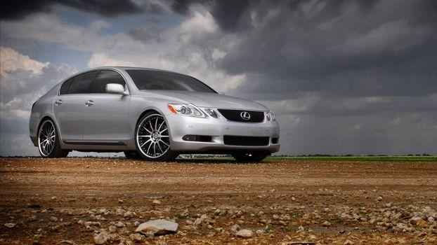 Photo free Lexus, sedan, silver