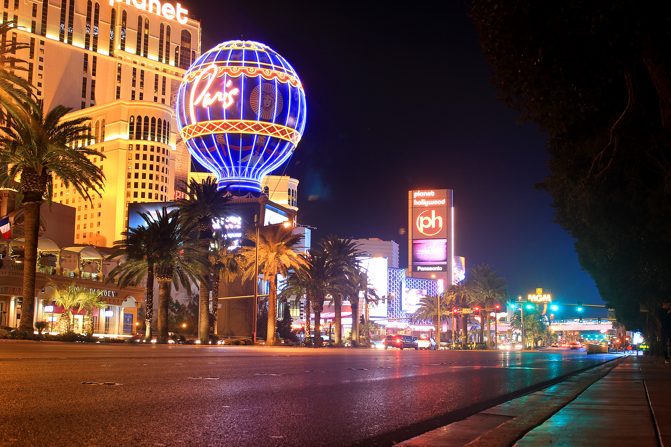 Las Vegas, Лас-Вегас, город на западе США