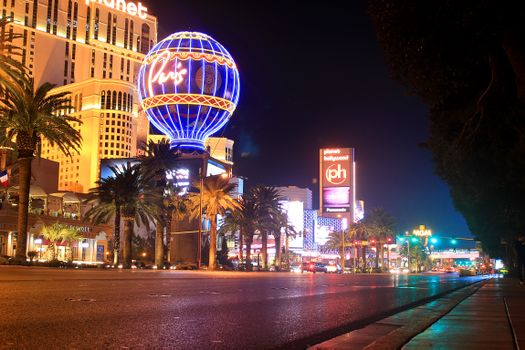 Photo free Las Vegas, a city in the west of the USA, Nevada