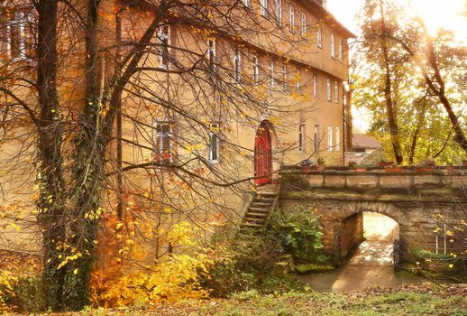 Фото бесплатно Hotel Schloss Sindlingen, Бавария, Германия