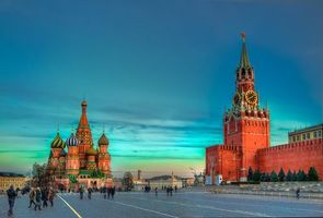 Фото бесплатно Москва, Россия, Красная Площадь