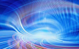 Бесплатные фото полосы,линии,цветные,фон синий,заставка