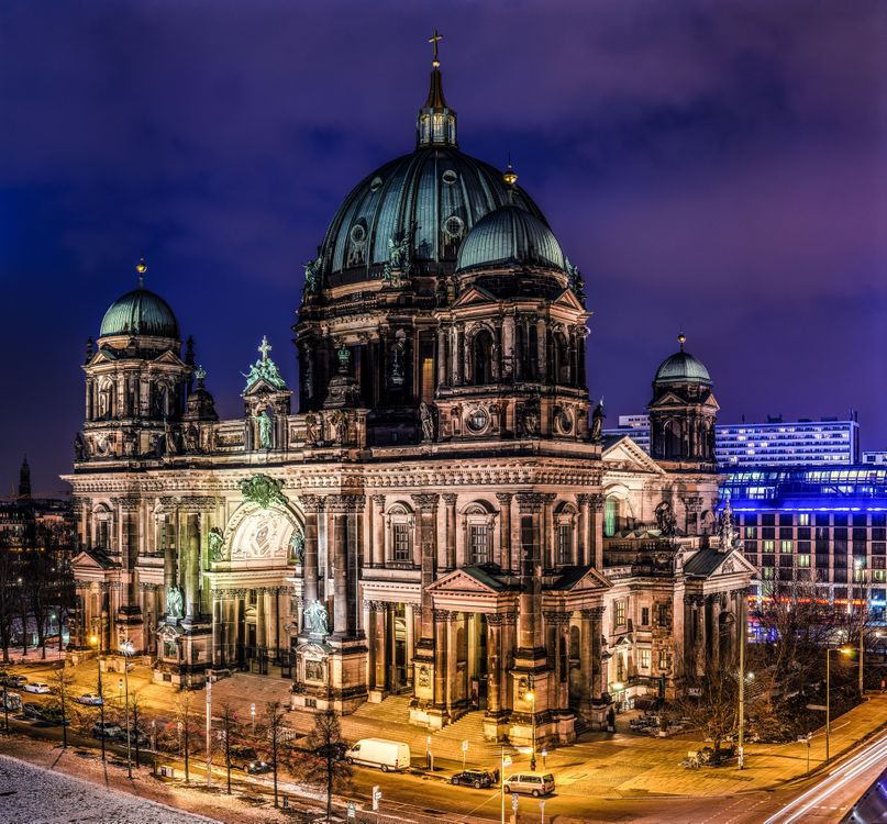 Фото бесплатно Berlin, germany, Берлин - на рабочий стол