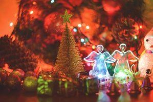 Фото бесплатно Рождество, иллюминация, элементы
