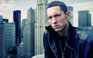 Photo free Eminem, city, home