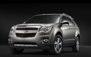 Photo free Chevrolet, crossover, headlights