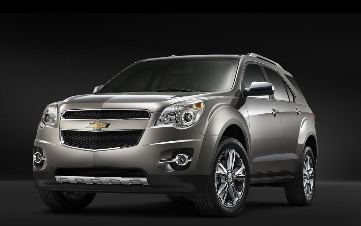 Photos for free Chevrolet, crossover, headlights - to the desktop